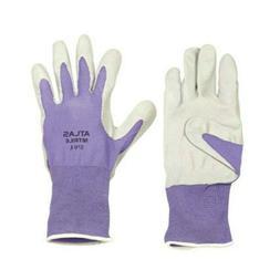 Atlas Nitrile Garden Gloves Purple XS