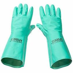 Best Nitrile Rubber Cleaning, Household, Dishwashing Gloves,