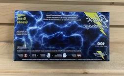 Black Lightning Nitrile Gloves L Powder & Latex Free, 6mil,