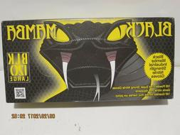 Black Mamba BLK Disposable Gloves Super Strong Nitrile 100 B