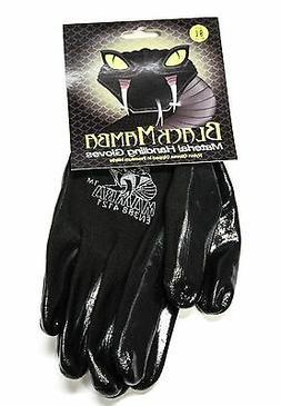Park Tool MG-2X Nitrile Mechanic Gloves Blue Xlarge