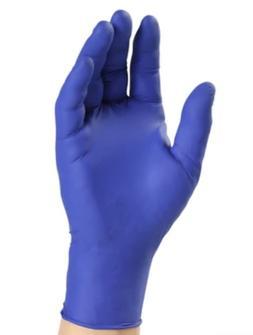 SunnyCare #8904 5mil Black Nitrile Exam Gloves Powder-Free