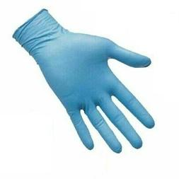 Blue Nitrile Powder-Free Gloves Disposable 10 Mil 2X-Large M