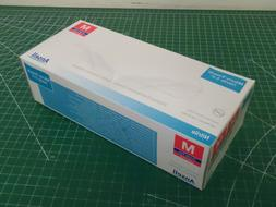 Ansell Micro-Touch Disposable Gloves Size Medium Nitrile 73-