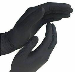 Dealmed Brand Nitrile Medical Exam Gloves, Disposable, Latex