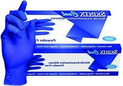 SKINTX CB2-50010-M-BX Nitrile Medical Grade Examination Glov