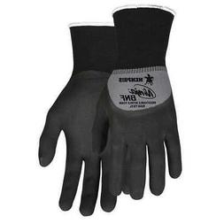 Coated Gloves,Foam Nitrile,XS,PR MCR SAFETY N96793XS