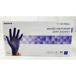 McKesson Confiderm 3.0 Chemo Tested Nitrile Exam Gloves Size