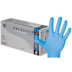 Dash Vitalgard Powder-Free Nitrile Exam Gloves, Small, 100 G