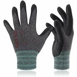 DEX FIT Lab Safety & Work Gloves Lightweight Nitrile FN330,