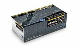 Diamond Black Advance NITRILE Heavy Duty 6 mil Gloves  FREE