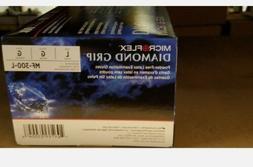 MicroFlex Diamond Grip  Powder -Free Latex Exam Gloves