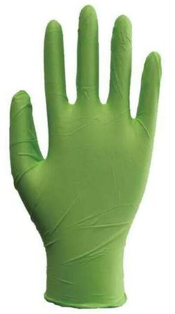 Condor Disposable Gloves, Nitrile, Powder Free Large 100 Pk