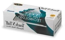 Disposable Gloves,Nitrile,S,Teal,PK100 ANSELL 92-500
