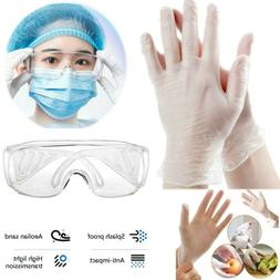 MAXISAFE BLACK SHIELD EXTRA HEAVY DUTY DISPOSABLE NITRILE GLOVES 100 x SMALL