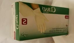 Curad Disposable Medical Latex Gloves Powder Free Latex Glov