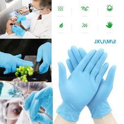 Disposable Nitrile Dental Medical Industrial Gloves Kitchen
