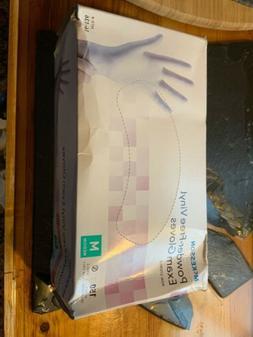 McKesson Disposable Nitrile Exam Gloves Powder Free Non Late