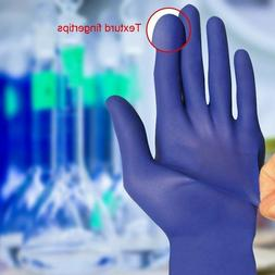 Disposable Nitrile Exam Gloves Powder Free Strong Non Latex