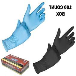 Disposable Nitrile Gloves Powder Free Non Latex Non Vinyl Me