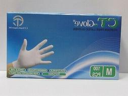 disposable powder free nitrile gloves 1 box