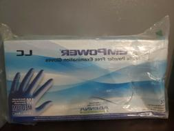 ADENNA EMPOWER NITRILE EXAM GLOVES 8 MIL THICKNESS 100 count
