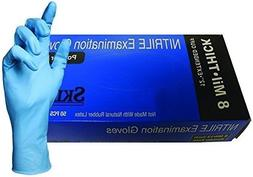 SKINTX ET50020-XL-CS Nitrile Medical Grade Examination Glove