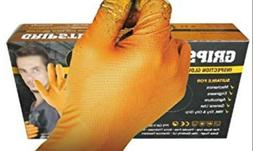 Extra strong Powder-Free Nitrile Exam Gloves, Box/100 fast d