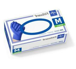 Medline FitGuard Nitrile Exam Gloves Powder-Free