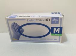 Medline FitGuard Select Nitrile Exam Gloves Powder-Free Medi