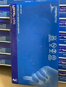 CARDINAL HEALTH FLEXAL NITRILE SMALL EXAM GLOVES LATEX FREE
