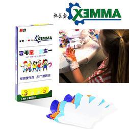<font><b>AMMEX</b></font> Children Kids <font><b>Gloves</b><