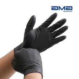 <font><b>Nitrile</b></font> <font><b>Gloves</b></font> Black
