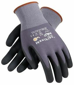 PIP G-Tek Maxiflex Ultimate Work Gloves Micro-Foam Nitrile P