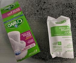 Curad Gauze Bandage/100% Cotton/4.5 in x 4.1 yrd - 1 piece
