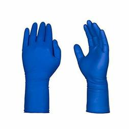 AMMEX - GPLHD86100-BX - Heavy Duty Latex Gloves - Disposable