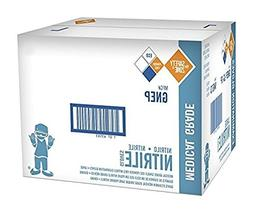 The Safety Zone GNEP-MD-1P-CS Purple Nitrile Exam Gloves, 3.