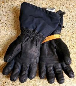 Black Diamond Men's Guide Gloves, Black, Large