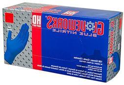 AMMEX - GWRBN44100-BX - Nitrile Gloves - Gloveworks - HD, Di