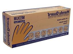 Adenna Handy Guard 3.5 mil Vinyl Powdered Gloves  Box of 100