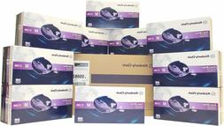 Haylard/Kimberly Clark Purple Nitrile Gloves MEDIUM 55082 10