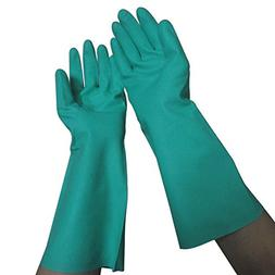 Tripop Heavy-duty Nitrile Gloves, Household Cleaning Gloves