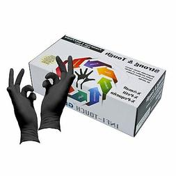 Heavy Duty Nitrile Gloves, Infi-Touch Strong and Tough, High