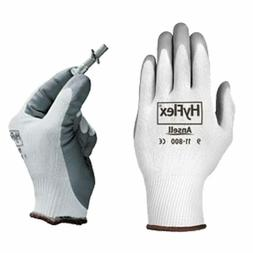 Ansell HyFlex 11-800 Foam Nitrile Palm Coated Knit General P