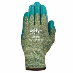 AnsellPro HyFlex 501 Medium-Duty Gloves Size 8 Nitrile Blue/