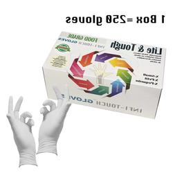 Infi-Touch - Lite Duty Nitrile Gloves, Disposable Gloves, Fo