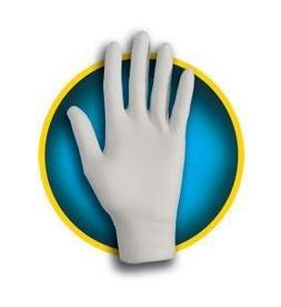 Kleenguard G10 Grey Nitrile Gloves - Large