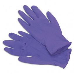 Halyard Purple Nitrile Exam Gloves, Medium - 1/Box of 100