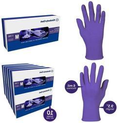 Kimberly-Clark Professional 55082 PURPLE NITRILE Exam Gloves