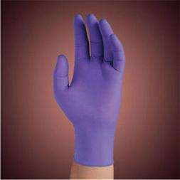 kimberly clark safeskin nitrile exam gloves large